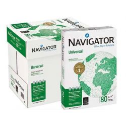 Χαρτί Εκτύπωσης Α4 80gr - 500 Φύλλα NAVIGATOR